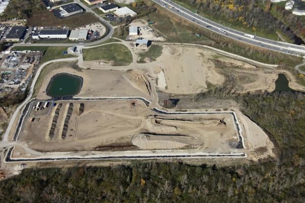 OSR Facility Aerial